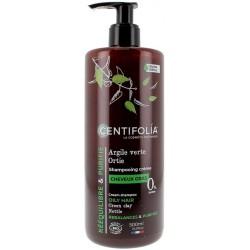 Shampooing Crème Cheveux Gras - 500ml - Centifolia