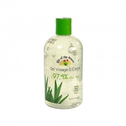 Gel d'Aloe Vera 97.4% 360mL-Lily of the Desert