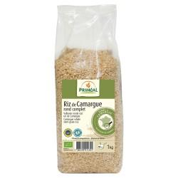 Riz Rond Complet de Camargue 1kg-Priméal