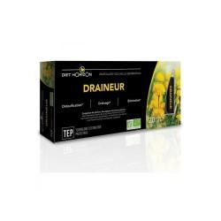 Draineur Bio - 20 Ampoules - Diet Horizon