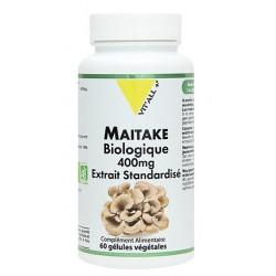 Maitake Bio 400mg - 60 Gélules - Vit'All+