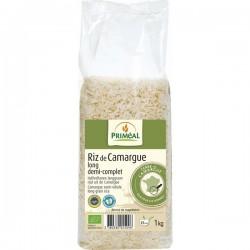Riz Long Demi-complet de Camargue 1kg-Priméal
