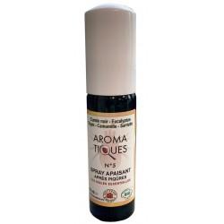 Aroma-Tiques n°5 Spray Apaisant Après Piqûres - 30ml - Vecteur Energy