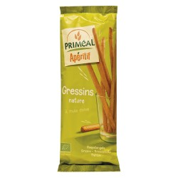 Gressins nature 120g-Priméal