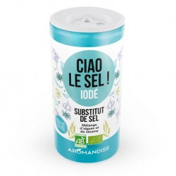 Ciao le sel Iode - 70g - Aromandise