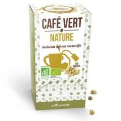 Cafe Vert Nature - 20 Sachets - Aromandise
