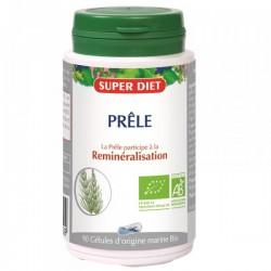 Prêle Bio- Reminéralisation - 90 Gélules - SuperDiet