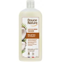 Douche Douceur des Iles Noix de Coco 1L-Douce Nature