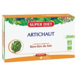 Artichaut- Foie - Ampoules - SuperDiet