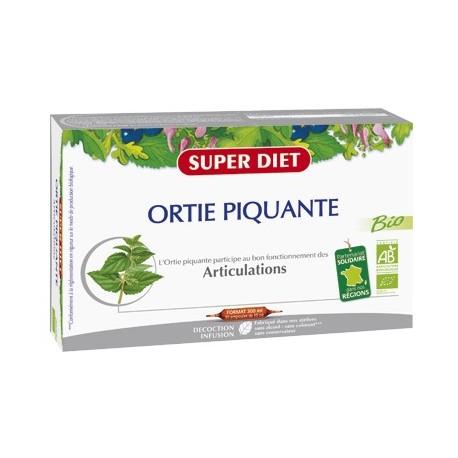 Ortie Piquante Bio - Articulations - Ampoules -SuperDiet