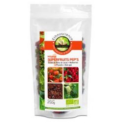 Mélange Superfruits Pep's - 250g - Écoidées