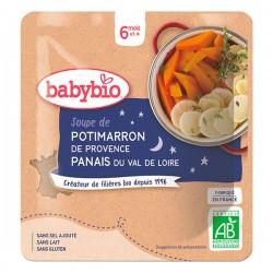 Sachet Soupe Potimarron & Panais - 190g - Babybio