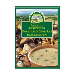 Potage aux Champignons 0.5L-Natur Compagnie