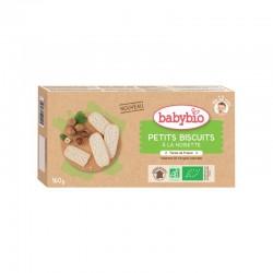 Biscuits Noisette - 160g - Babybio