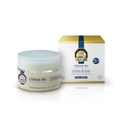 Crème de Jour Bio Ultimate - 50ml - Arc en Sels