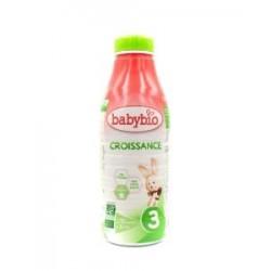 Lait Croissance Liquide - 1L - Babybio