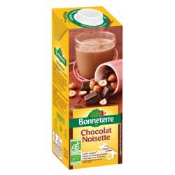 Boisson Chocolat Noisette - 1L - Bonneterre