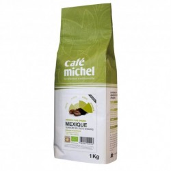 Café Mexique Grains - 1kg - Café Michel