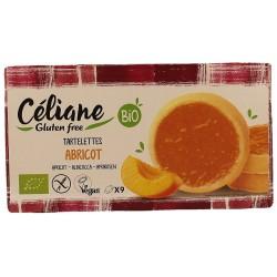 Tartelettes Abricots - 150g - Céliane