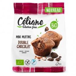 Mini Muffin Double Chocolat - 210g - Céliane