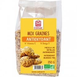 Mix Graines Antioxydant - 250g - Celnat