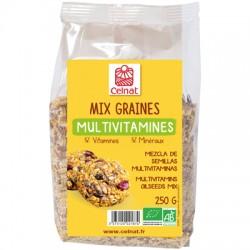 Mix Graines Multivitamines - 250g - Celnat