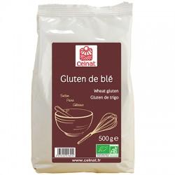Gluten de Blé - 500g - Celnat