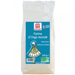 Farine d'Orge Mondé - 500g - Celnat