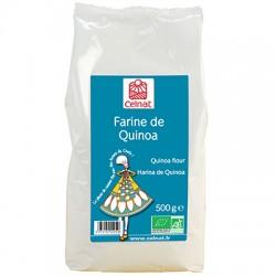 Farine Quinoa - 500g - Celnat