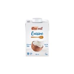 Crème Cuisine Lait Coco - 500ml - Ecomil