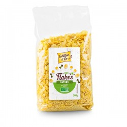 Corn Flakes Nature - 500gr - Grillon d'Or