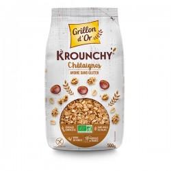 Krounchy Châtaigne - 500gr - Grillon d'Or