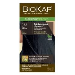 Teinture pour Cheveux 1.0 Noir - 140ml - Biokap