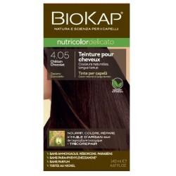 Teinture pour Cheveux 4.05 Châtain Chocolat - 140ml - Biokap