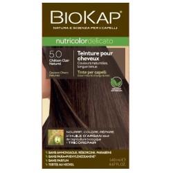 Teinture pour Cheveux 5.0 Châtain Clair Naturel - 140ml - Biokap
