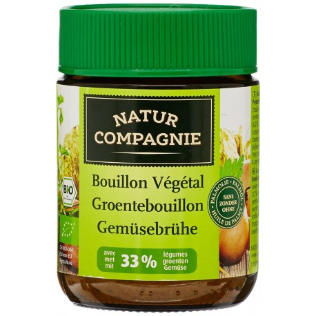 Bouillon Végétal 100g-Natur Compagnie