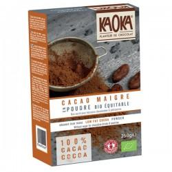 Cacao Maigre Poudre - 250g - Kaoka