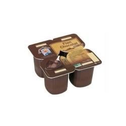 Flan au Chocolat - 4x100g - Grandeur Nature