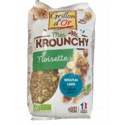 Krounchy Noisette - 500g - Grillon d'Or