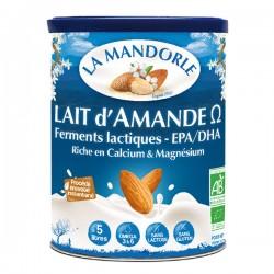 Lait en Poudre Amande Omega - 400g - La Mandorle