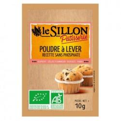 Poudre à Lever - 8 sachets - Le Sillon