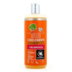 Shampoing Doux Enfants au Calendula - 500ml - Urtekram