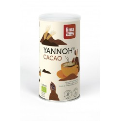 Yannoh Instant Cacao - 175g - Lima