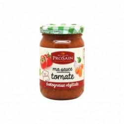 Sauce Tomate Bolonaise Végétale - 190g - Prosain