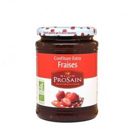 Confiture Extra Fraises - 730g - Prosain