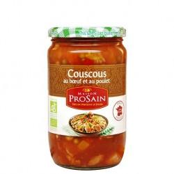 Couscous au Boeuf & Poulet - 680g - Prosain