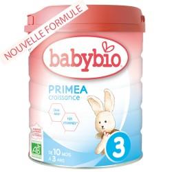 Primea 3 Croissance de 10 mois à 3 ans - 800g - Babybio