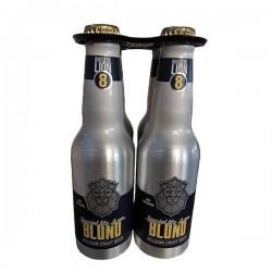 Bières Blonde - 4x33cl - Brasserie Lion