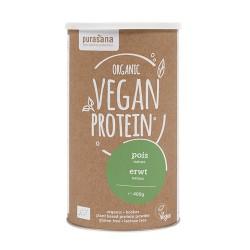 Protéine de Pois Nature - 400g - Purasana