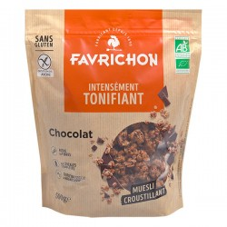 Muesli Chocolat - 500g - Favrichon